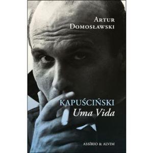 Kapuscinski, Uma vida