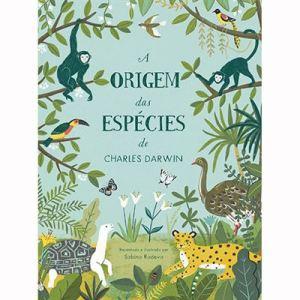 A Origem das Espécies de Charles Darwin