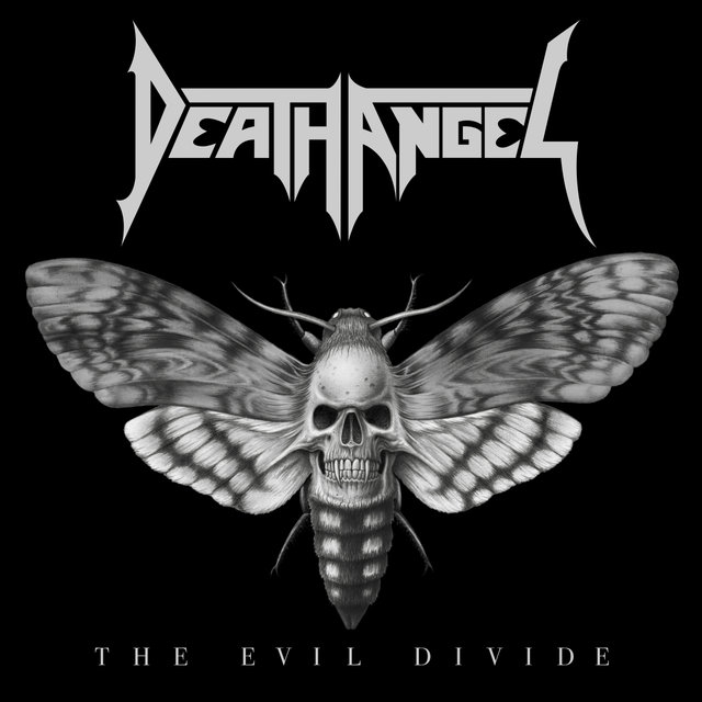 Death Angel - The Evil Divide cover