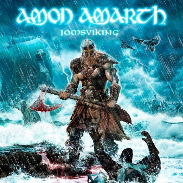 Amon Amarth - Jomsviking Cover