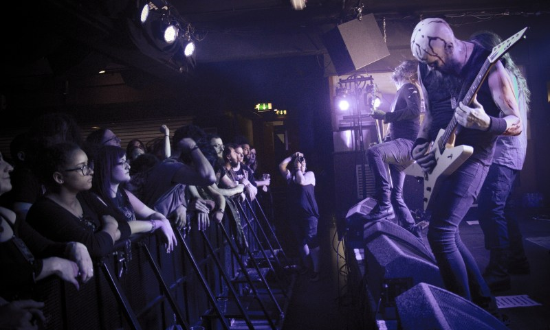 Moonsorrow live Manchester