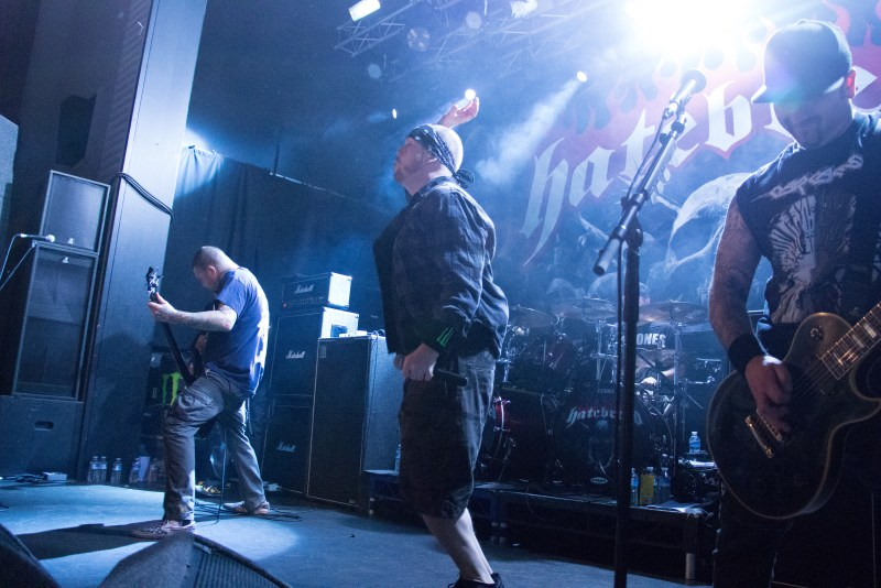 Hatebreed live @ Impericon Festival, Manchester. Photo Credit: Christopher Ryan