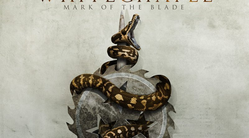 Whitechapel - Mark of the Blade