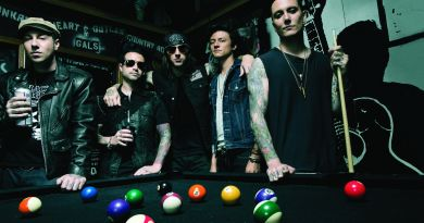 Avenged Sevenfold PROMO