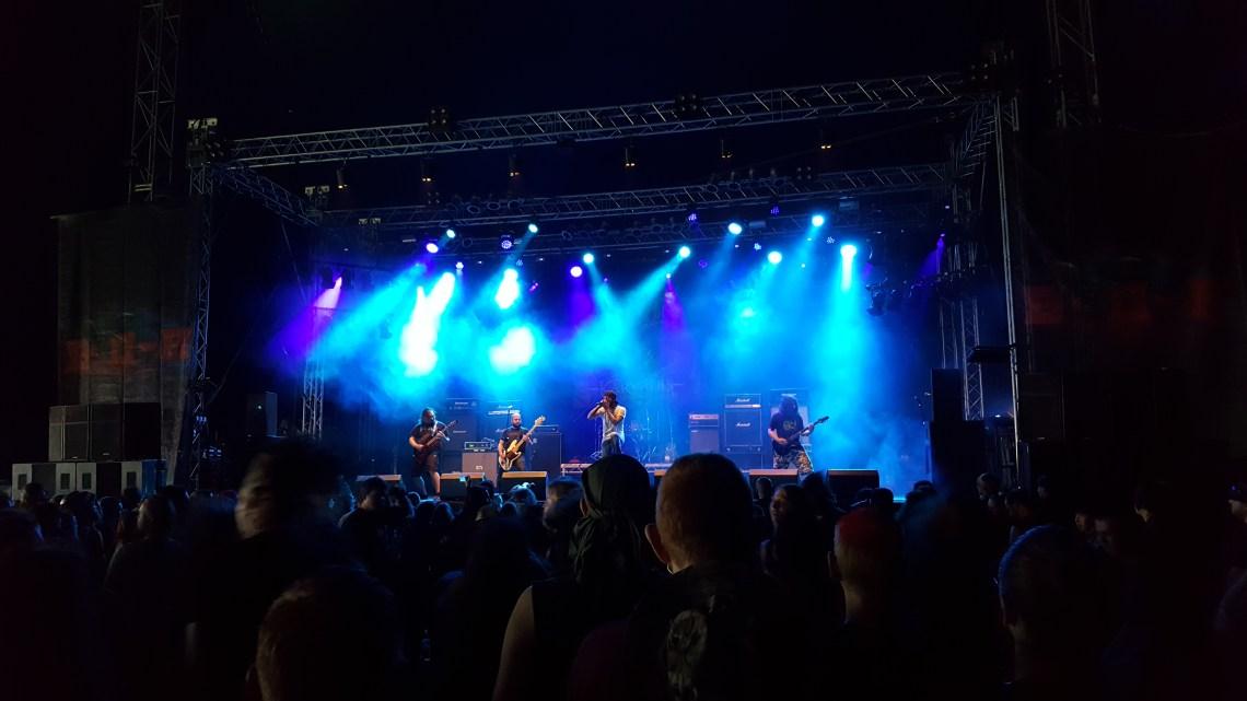 Karybdis live @ Bloodstock Festival 2016