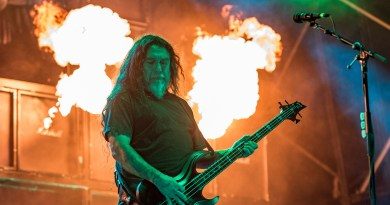 Slayer live Bloodstock Festival 2016