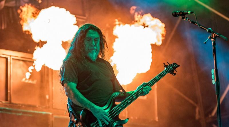 Slayer live Bloodstock Festival 2016