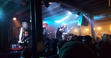 Anaal Nathrakh live - A Blaze In The Northwestern Sky, Manchester