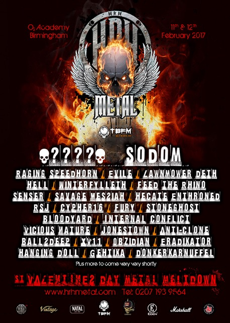 HRH Metal 2017