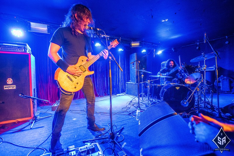 Black Cobra live Manchester