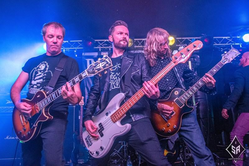Diamond Head live @ 02 Academy, Sheffield. Photo Credit: Sabrina Ramdoyal Photography