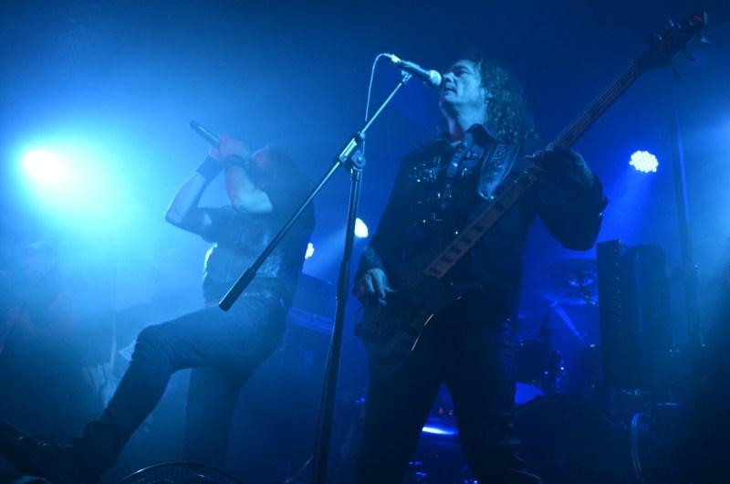 Flotsam and Jetsam live Manchester