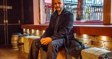 Benjamin Baret - Ne Obliviscaris Manchester