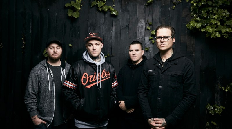 The Amity Affliction 2016