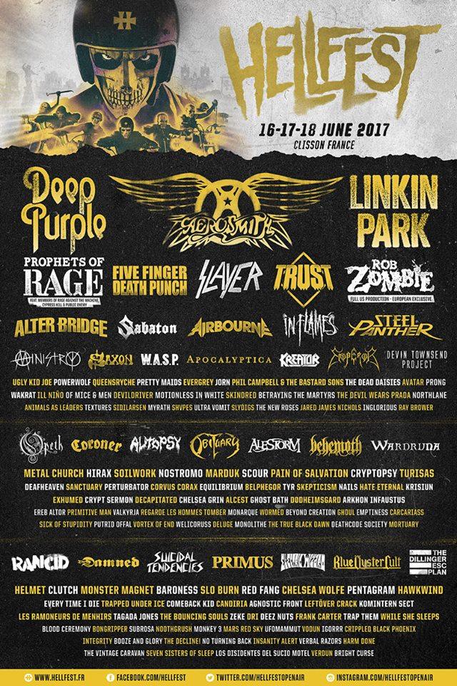Hellfest 2017
