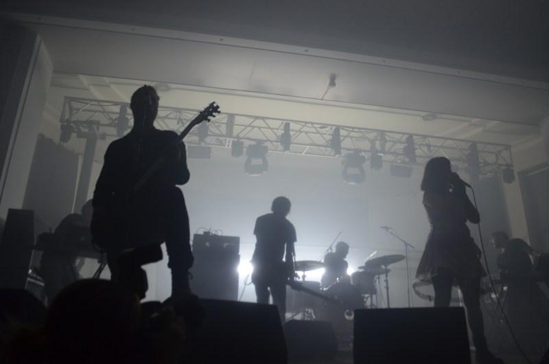 Cult of Luna live @ Damnation Festival 2016. Photo Credit: Jessica Howkins