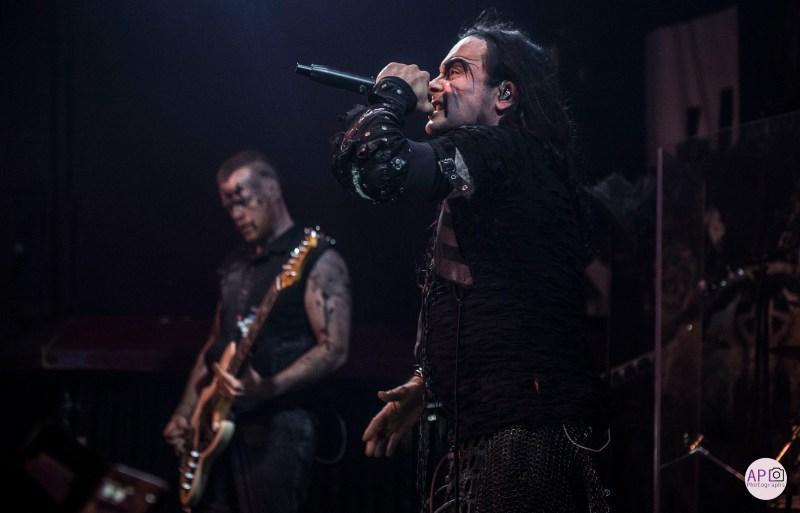 Devilment live Stoke-on-Trent