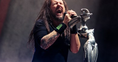 Korn live @ Wembley Arena, London. Photo Credit: Black Lotus Photography