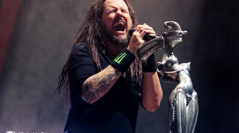 Korn live @ Wembley Arena, London. Photo Credit: Black Lotus Photography