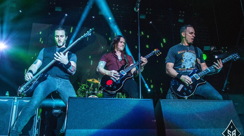 Alter Bridge live @ Manchester Arena, Manchester. Photo Credit: Sabrina Ramdoyal Photography