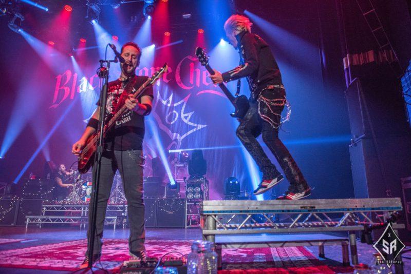 Black Stone Cherry live @ O2 Apollo, Manchester. Photo Credit: Sabrina Ramdoyal Photography
