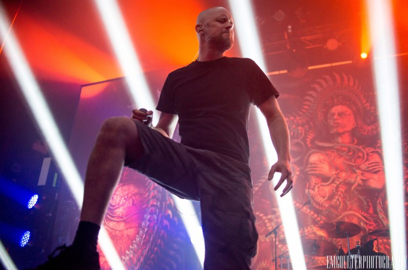 Meshuggah live @ The Ritz, Manchester. Photo Credit: Em Coulter Photography