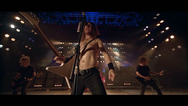 Airbourne It's All For Rock 'N' Roll