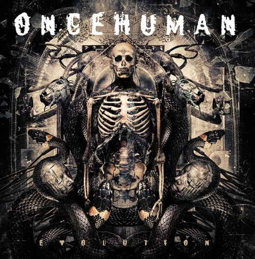 Evolution - Once Human