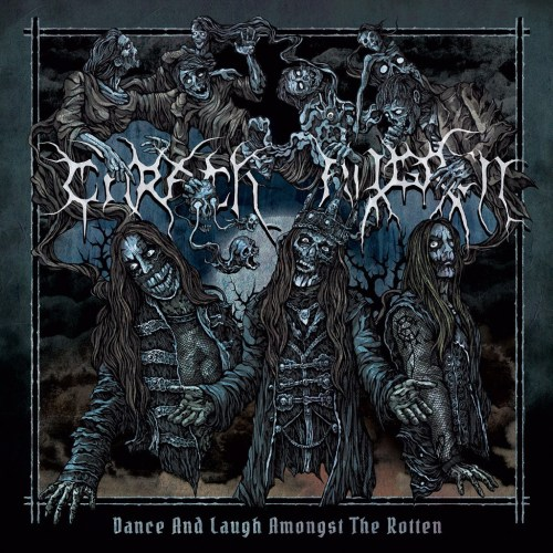 Dance and Laugh Amongst The Rotten - Carach Angren