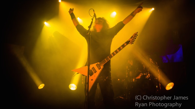 Kreator live @ Academy, Manchester. Photo Credit: Christopher Ryan Photography