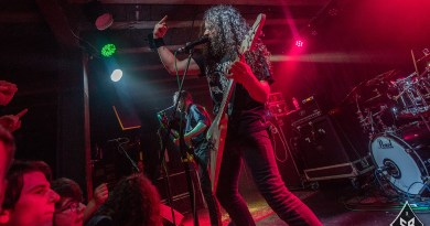 Havok live @ Rebellion, Manchester. Photo Credit: Sabrina Ramdoyal Photography