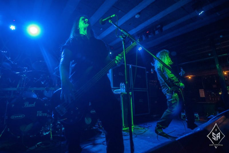 Immolation live @ Rebellion, Manchester. Photo Credit: Sabrina Ramdoyal Photography