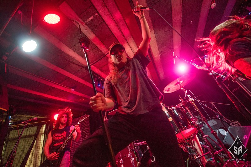 Power Trip live @ Rebellion, Manchester. Photo Credit: Sabrina Ramdoyal Photography