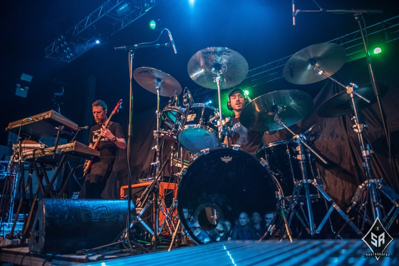 Zombi live @ 02 Academy, Birmingham. Photo Credit: Sabrina Ramdoyal Photography