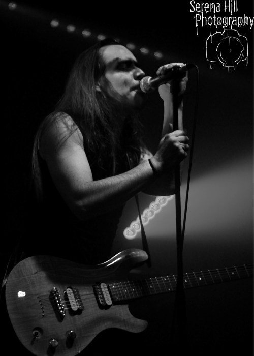 Seraph Sin live @ The Fleece, Bristol. Photo Credit: Serena Hill Photography