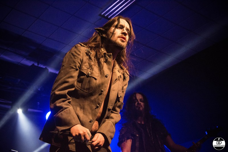 Finntroll live @ Heavy Scotland. Photo Credit: Evangeline Parkinson Photography