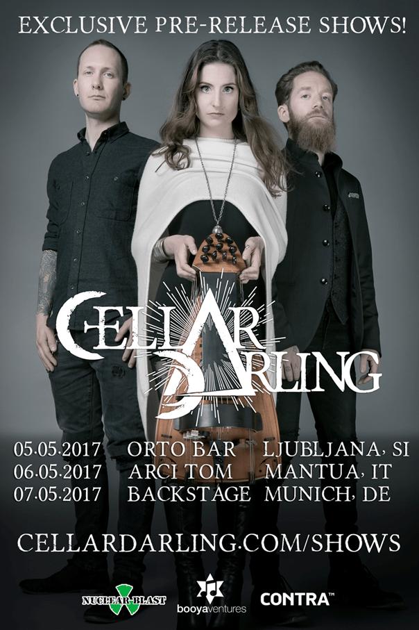 Cellar Darling Pre-Release Shows
