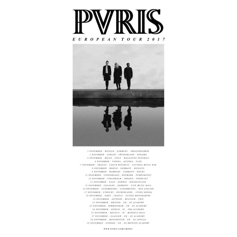 PVRIS EU/UK Tour