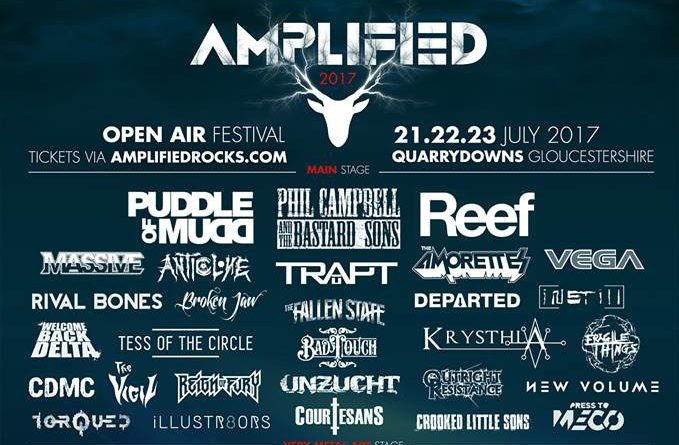 COMPETITION: Win two VIP tickets for this year's Amplified Festival!