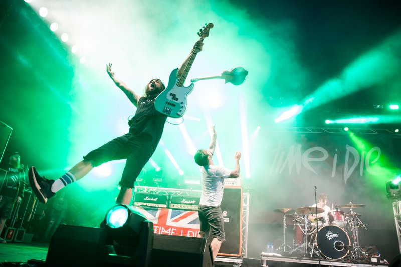 Every Time I Die live @ Download Festival 2017. Photo Credit: Ben Gibson