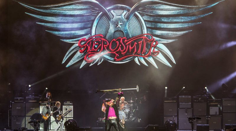 Aerosmith live @ Download Festival 2017. Photo Credit: Ben Gibson