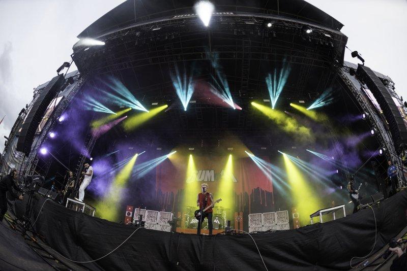 Sum 41 live @ Download Festival 2017. Photo Credit: Sum 41 @ Download Festival 2017. Photo Credit: Paulo Gonçalves