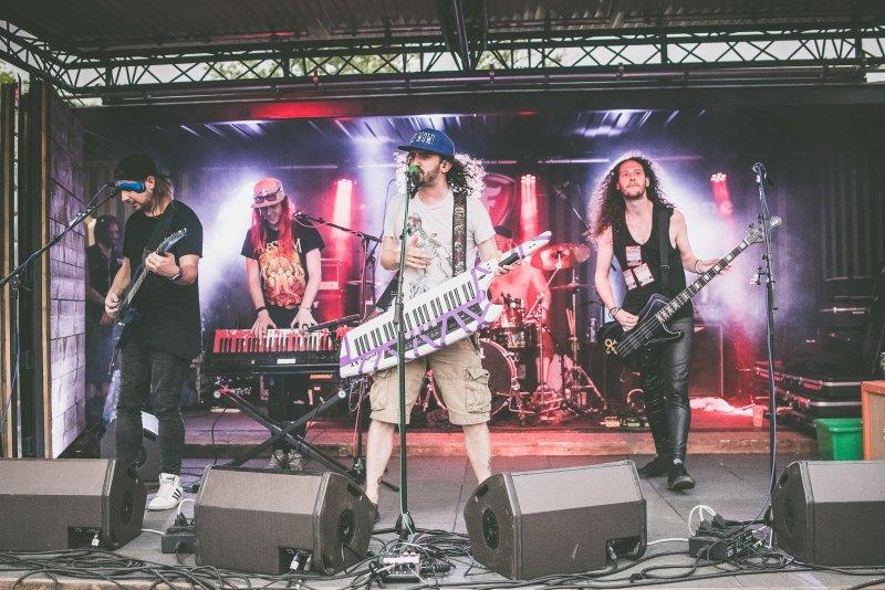Alestorm live @ Download Festival 2017. Photo Credit: Ross Silcocks
