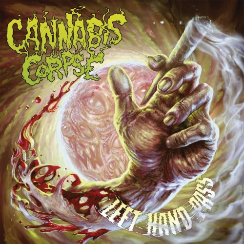 Left Hand Pass - Cannabis Corpse