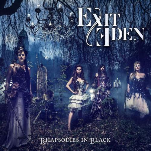 Rhapsodies In Black - Exit Eden