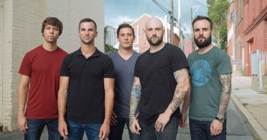 August Burns Red 2017
