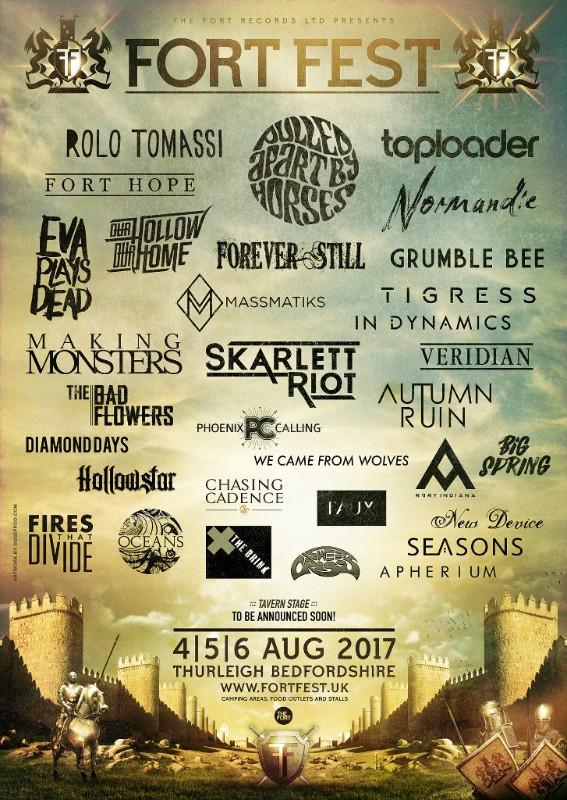 Fort Fest 2017