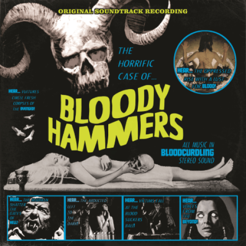 The Horrific Case of Bloody Hammers - Bloody Hammers