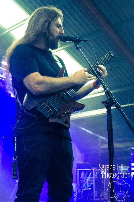 Beyond Creation live @ UK Tech-Fest 2017. Photo Credit: Serena Hill Photography