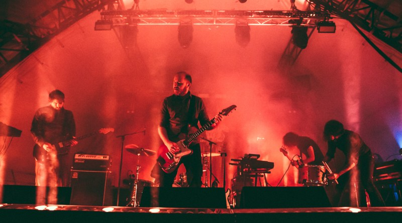 Explosions In The Sky live @ ArcTanGent Festival 2017. Photo Credit: Helen Messenger